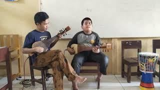 Buah Ara Gambus Tingkilan | Gambus Kutai | Ilham Ft Bintang gambus cilik | Tenggarong | East Borneo