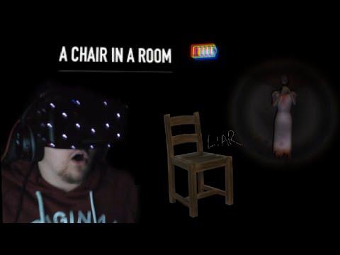 Good A Chair In A Room (Oculus Rift DK2)