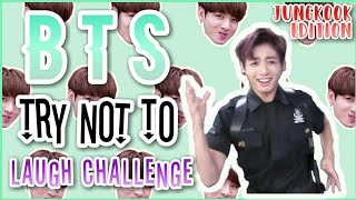 Video [방탄소년단 정국] BTS TRY NOT TO LAUGH CHALLENGE #1 | JUNGKOOK EDITION [DIFFICULT???] download MP3, 3GP, MP4, WEBM, AVI, FLV Maret 2018