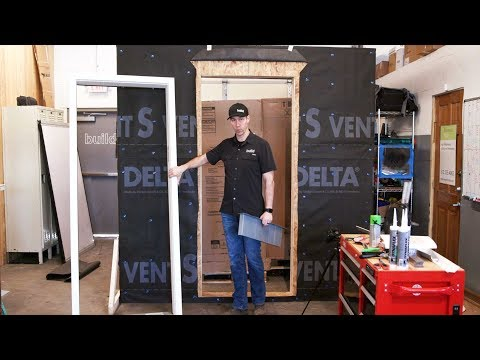 Don't Install An Exterior Door Without This Kit!