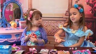 Princess Jewelry Party NEW: Hello Kitty, Minnie Mouse, Disney Princess, Frozen Anna, Elsa, MLP