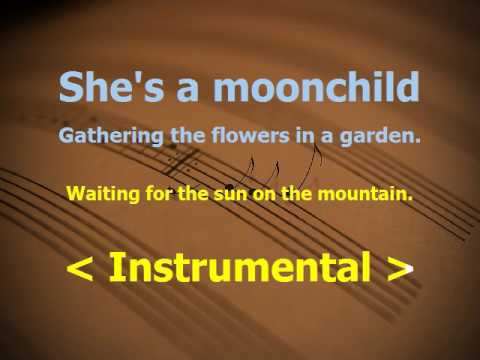 moonchild king crimson karaoke