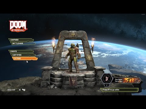 Doom Eternal - Full Nightmare Playthrough