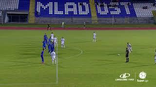 Младост Лучани  0-0  Чукарички видео