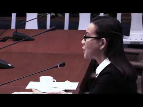 Poe, Roque clash over proposal barring officials from spreading fake news