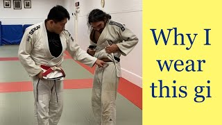 Why I wear this gi:  and the m…