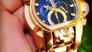 92934154765 Relógio invicta bolt magnum ...