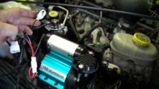 Get the ARB Air Compressor here ...