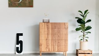 Furniture maker Lex Stobie talks the value of the unique and handmade