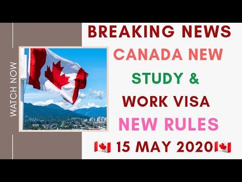 New Update I Canada Study And Work Visa New Rules I IELTS WALA