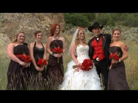 Our Western Wedding 8.27.2011