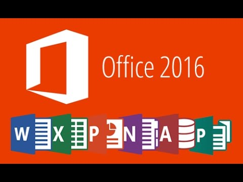 how install microsoft office 2016 fully free for window 7/10 - YouTube