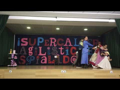 Musical Mary Poppins Guadalupinas Colegio Virgen de Guadalupe