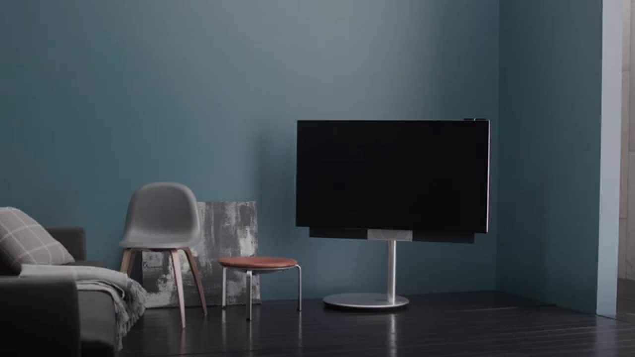 Bang And Olufsen Paris The New Beovision Avant The Floor Stand