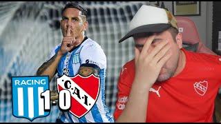 RACING 1 - 0 INDEPENDIENTE | Reacción de un Hincha | Copa de la Liga 2021