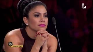 Yo Soy: Romeo Santos hizo gritar a las mujeres con Propuesta Indecente