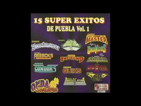 15 Super Exitos de Puebla Vol. 1 (Disco Completo)