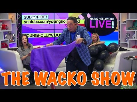 Balloon Dress & a Flying Table with Wacko!