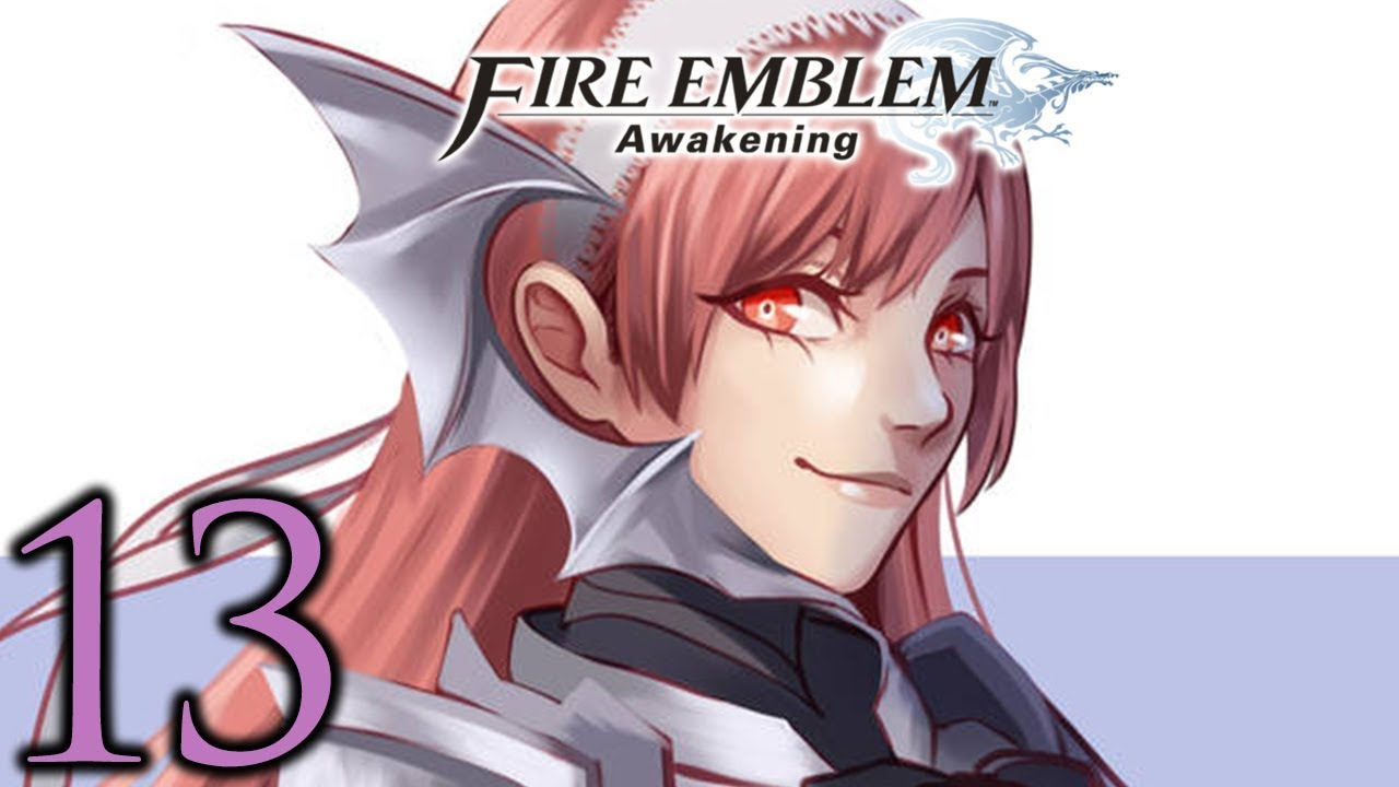 Fire Emblem Awakening ➤ 13 – Let's Play – END OF THE FIRST WAR – Playthrough Gameplay