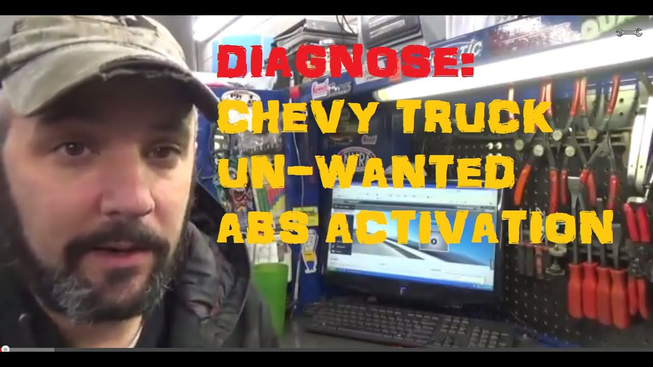 chevy truck abs problems unwanted abs activation [ 1280 x 720 Pixel ]