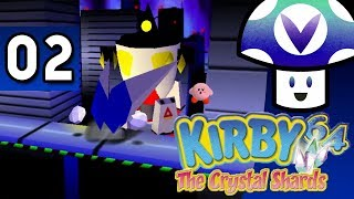 [Vinesauce] Vinny - Kirby 64: The Crystal Shards (part 2)