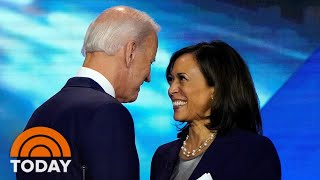 Kamala Harris And Joe Biden Prepare For First Joint Campaign Appearance | TODAY