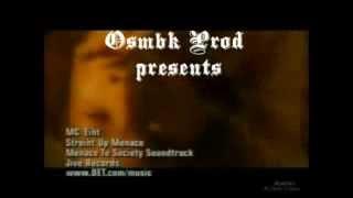 MC Eiht - Streiht Up Menace (Osmbk Remix) ft. 2pac & Big L (2013)