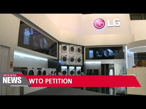 Seoul's trade minister to file WTO petition over U.S. safeguard measures