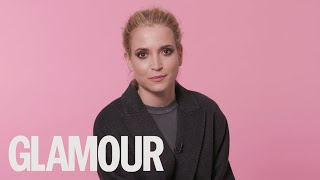 Ana Fernández en Lo amas o lo odias   Glamour España YouTube Videos