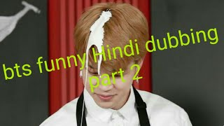 bts Hindi funny dubbed   episode 57   part 2    BTS Army