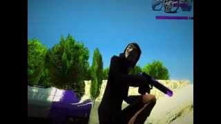 Gta SA:MP | My HUD & Interface & Guns