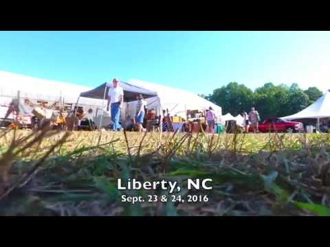 Liberty Antiques Festival  - Sept 23rd & 24th 2016... Phantom 4 drone