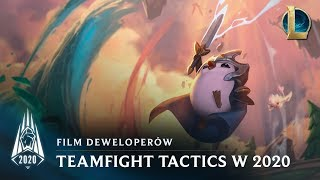 Teamfight Tactics 2020 | Film deweloperów — League of Legends