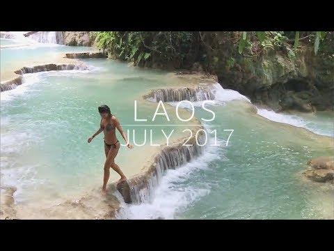 LAOS 2017    Travel Video