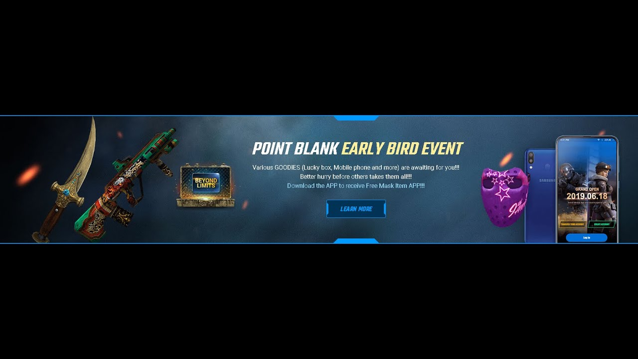 How to transfer your point blank garena ph to zepetto server