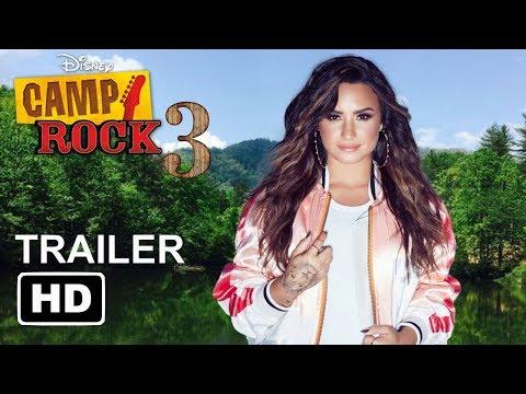 Camp Rock 3 (2018) Teaser Trailer #1 - Demi Lovato, Nick Jonas