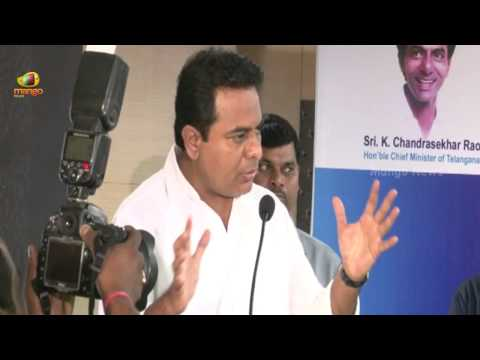 Hyderabad to be top-notch destination for IT industry in India - Telangana minister KTR