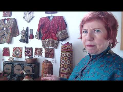 Rose Kelly: Travel the World through Textiles (Spring 2018)