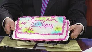 Susan Kim celebrates 20 years with TODAY'S TMJ4