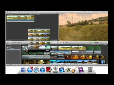 IMovie 11 Special Effects - Effects Built Into IMovie