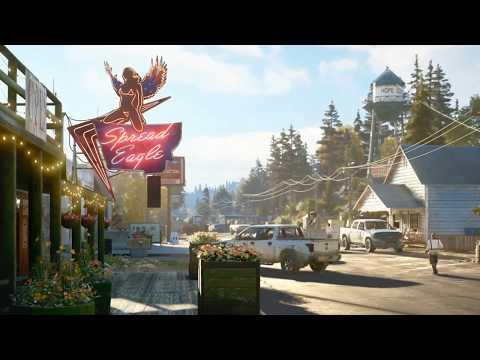 Far Cry 5 Co-Op Trailer - Paris Games Week 2017