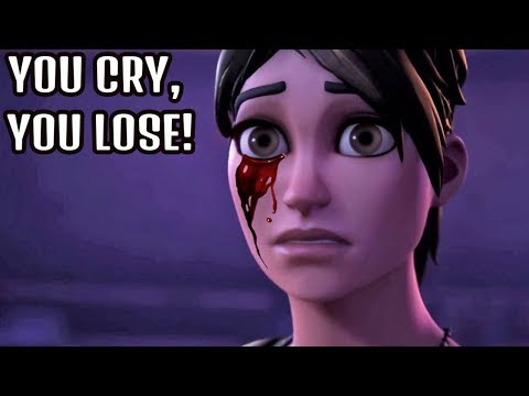 Saddest Moments in Fortnite #53 (TRY NOT TO CRY) [SEASON 5]