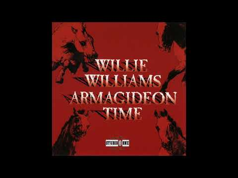 Willie Williams  Armagideon Time  Audio