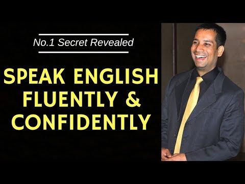Effortless way to Speak English Fluently & Confidently