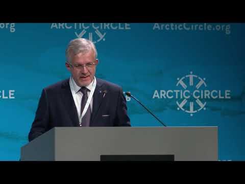 Evgeny Ambrosov, Sovcomflot, #ArcticCircle2017