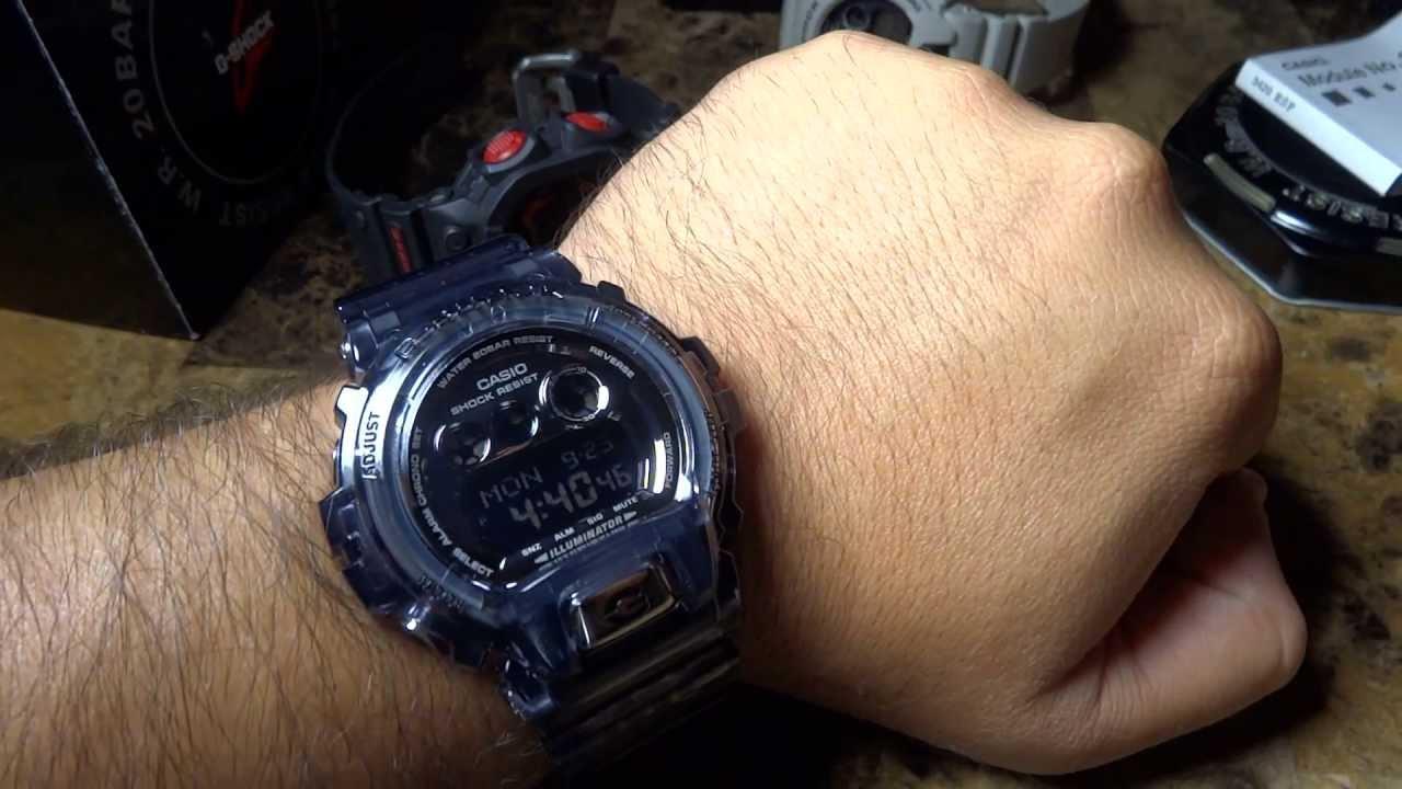 Часы Casio G-SHOCK G-7900-1E G-7900-1ER купить