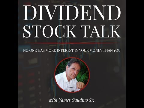 Dividend Stock Talk, Investing for monthly cash flow #246