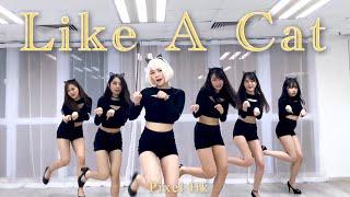 AOA(에이오에이) - Like a cat(사뿐사뿐) Dance Cover by PIXEL HK(픽셀)