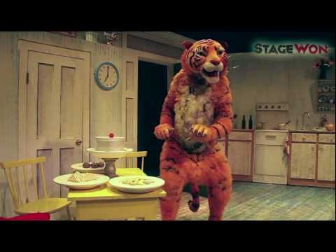 StageWon Goes To Tea With The Tiger