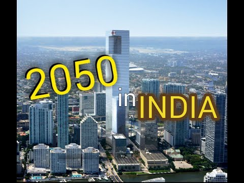 2050 In INDIA The Future